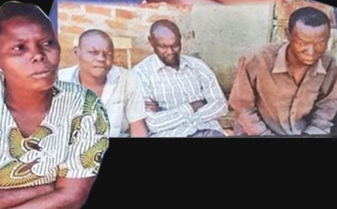 Thất vọng với gã chồng cũ, người phụ nữ cưới hẳn 3 anh chồng mới cùng lúc