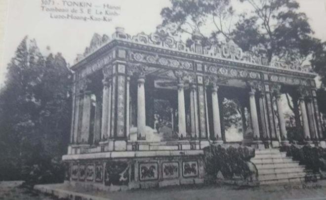 Chục gia đình sống trong ngôi mộ cổ, chuyện rợn tóc gáy giữa lòng thủ đô - Ảnh 4.