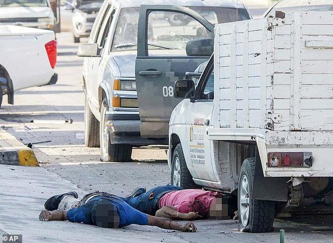 Bắt con trai trùm ma túy Mexico, cảnh sát cấp cao bị nã 150 viên đạn - Ảnh 7.