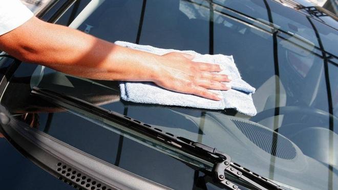 Cách xử lý các vết xước trên mặt kính ô tô đơn giản và hiệu quả - Ảnh 5.