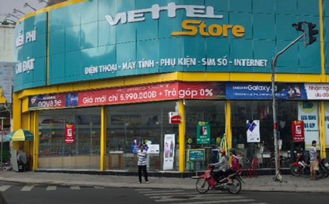 Trộm viếng thăm cửa hàng Viettel lấy hơn 1 tỷ đồng