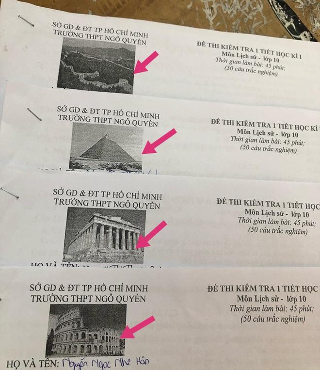 Thầy cô cao tay in ngay mã đề bá đạo, học sinh muốn hỏi nhau cũng phải bó tay - ảnh 16