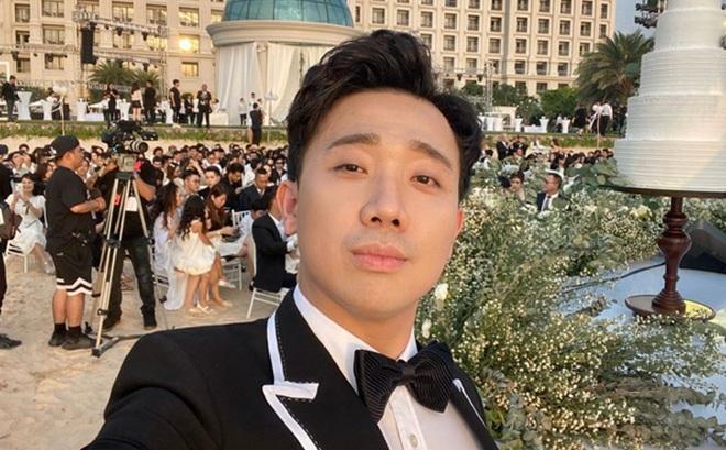 Giữa siêu đám cưới 10 tỷ của Đông Nhi - Ông Cao Thắng, Trấn Thành tiết lộ điều bất ngờ