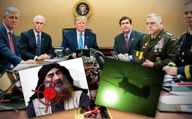"""Ngược đãi cấp dưới, trùm khủng bố IS bị thuộc hạ lén """"đâm sau lưng"""" mà không hề hay biết?"""