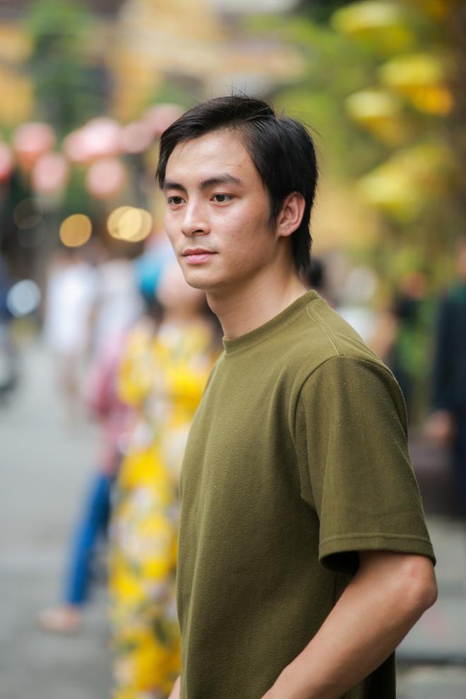 Trương Thế Vinh, Quang Đại học diễn xuất ở Hội An - ảnh 3