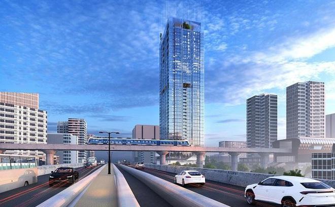 Hoàn thiện đường sắt trên cao, giá bất động sản phía Tây Hà Nội sẽ tăng?