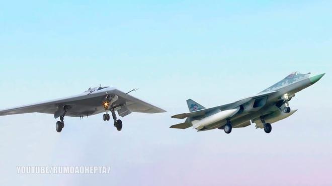 Tiêm kích Su-57 Nga ghê gớm đến mức nào khiến NATO giật minh vội vã đặt tên Kẻ tàn bạo? - Ảnh 6.