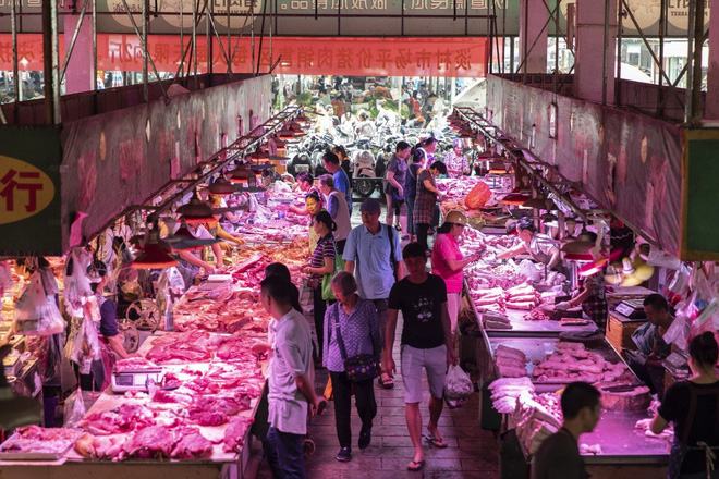 Cơn khát thịt lợn tăng cao: TQ làm cả thế giới rung chuyển vì đợt càn quét thịt lớn nhất năm - ảnh 1