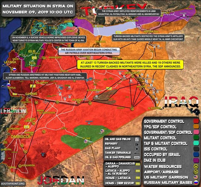 CẬP NHẬT: Syria chơi Israel một vố đau, bắt sống tên lửa tối tân, lộ bí mật chết người - Iran nhận quà, PK Do Thái lo sợ - Ảnh 5.