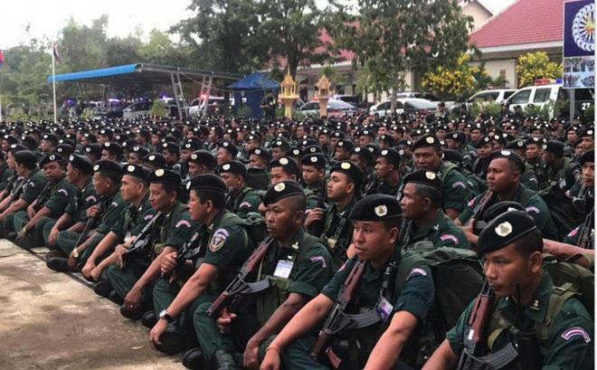 Facebook các cơ quan nhà nước và lãnh đạo quân đội Campuchia bị hack