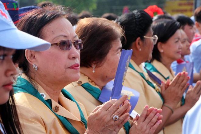 Campuchia kỷ niệm 66 năm ngày Quốc khánh - ảnh 2