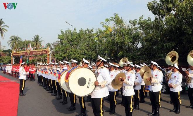 Campuchia kỷ niệm 66 năm ngày Quốc khánh - ảnh 5
