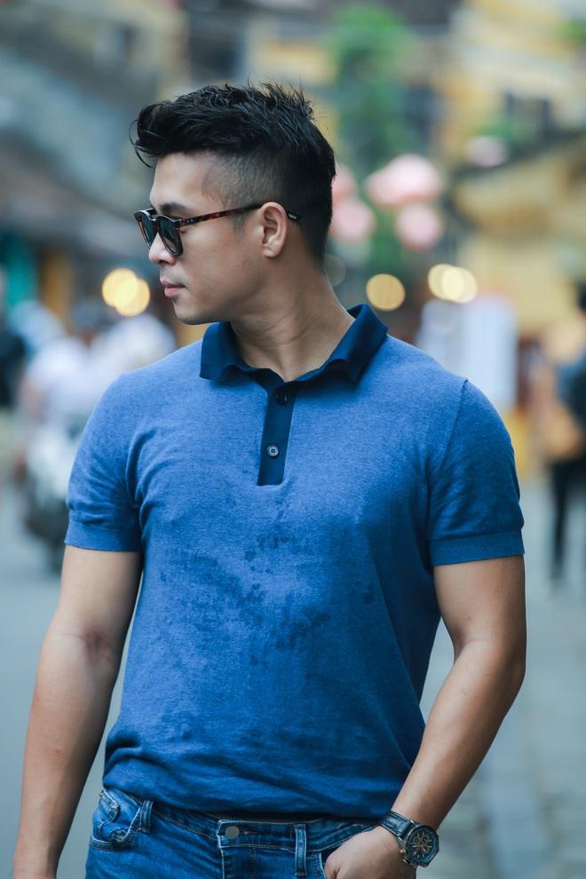 Trương Thế Vinh, Quang Đại học diễn xuất ở Hội An - ảnh 1