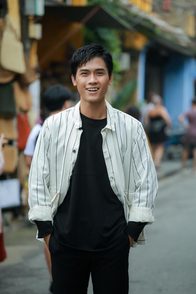 Trương Thế Vinh, Quang Đại học diễn xuất ở Hội An - ảnh 4
