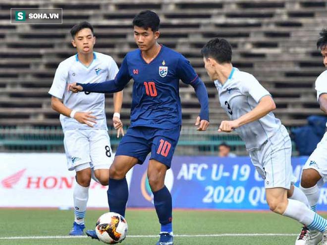 Tuyển Thái Lan ra quyết định quan trọng vì trận thua ngớ ngẩn của lứa U19 trước Campuchia - Ảnh 1.