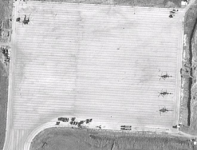 Căn cứ quân sự thứ 3 của Nga ở Syria sắp xong: Trấn yểm bằng tên lửa Pantsir! - Ảnh 2.