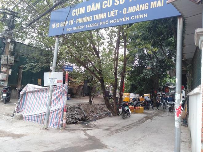 Cháy nhà lúc rạng sáng ở Hà Nội, khiến 3 bà cháu tử vong - Ảnh 1.