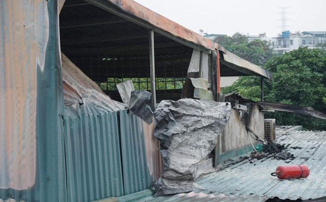 """Nhân chứng kể vụ cháy khiến 3 bà cháu tử vong ở Hà Nội: """"Họ đã cố gắng thoát ra ngoài nhưng bất thành..."""""""