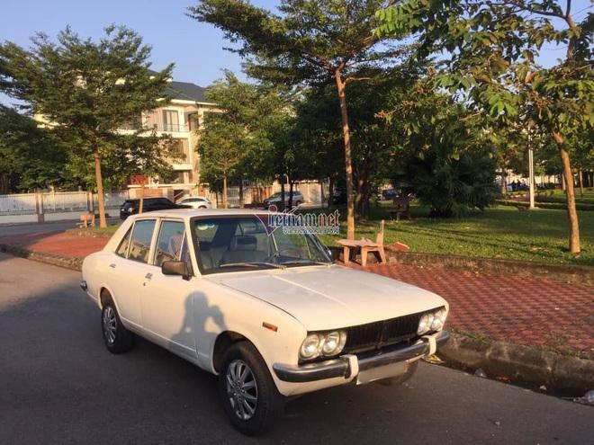 Ô tô Toyota Corolla 50 năm tuổi giá 65 triệu ở Hải Phòng - Ảnh 1.