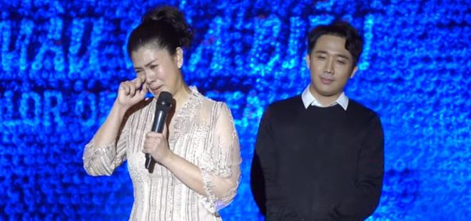 Trấn Thành bật khóc khi Kim Thư vực dậy sau nợ nần, ly hôn Phước Sang - Ảnh 1.