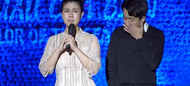 Trấn Thành bật khóc khi Kim Thư vực dậy sau nợ nần, ly hôn Phước Sang - Ảnh 3.