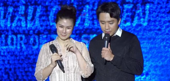 Trấn Thành bật khóc khi Kim Thư vực dậy sau nợ nần, ly hôn Phước Sang - Ảnh 4.
