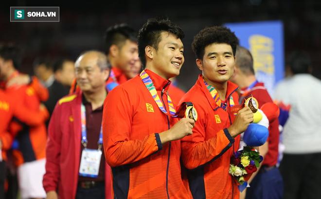 Vô địch SEA Games, U22 Việt Nam và HLV Park Hang-seo gây bão tại trang tìm kiếm số một Hàn Quốc