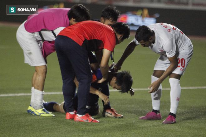 Khiến Campuchia lỡ hẹn với HCĐ SEA Games, sao gốc Việt khóc nức nở giữa cảnh đầy trớ trêu - Ảnh 6.
