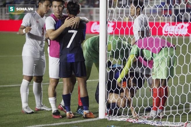 Khiến Campuchia lỡ hẹn với HCĐ SEA Games, sao gốc Việt khóc nức nở giữa cảnh đầy trớ trêu - Ảnh 12.