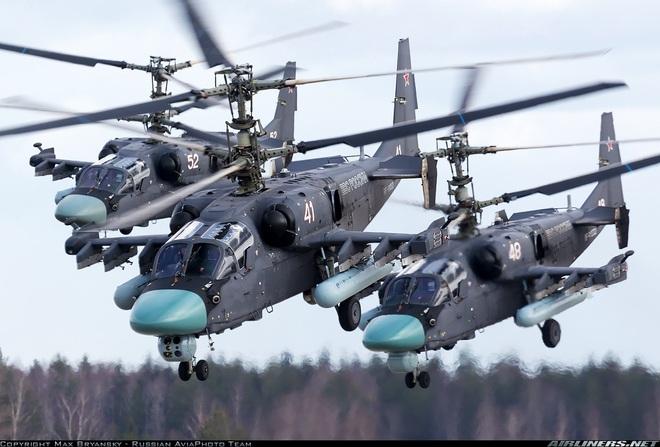 Báo Mỹ: Trực thăng Ka-52 Nga nguy hiểm chết người  ở Syria - Phiến quân khiếp sợ - Ảnh 4.