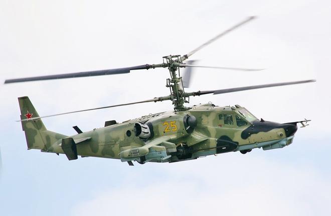 Báo Mỹ: Trực thăng Ka-52 Nga nguy hiểm chết người  ở Syria - Phiến quân khiếp sợ - Ảnh 2.