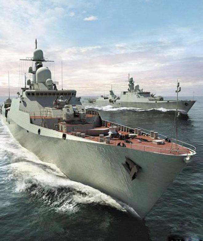 NÓNG: Tin vui từ Nga, VN sẽ mua tàu hộ vệ tên lửa Gepard với vũ khí mạnh chưa từng có? - Ảnh 2.