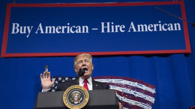Điểm sáng kinh tế mở đường tới nhiệm kỳ 2 cho Tổng thống Trump - ảnh 1