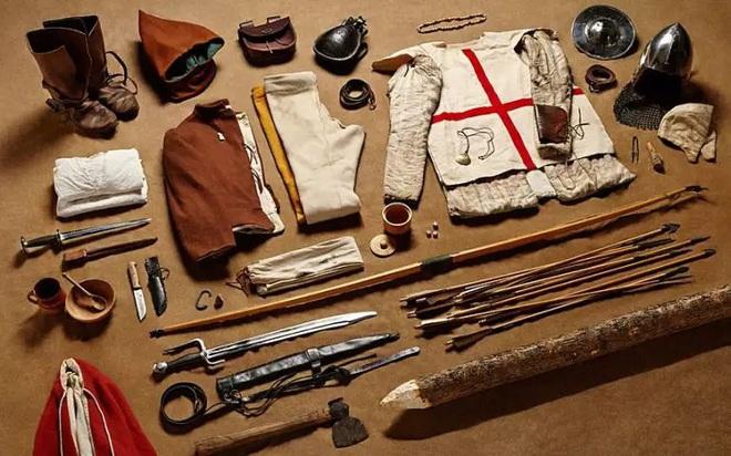 Trường cung: Vũ khí uy lực bậc nhất của quân Anh thời Trung Cổ - ảnh 3