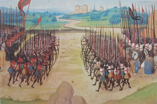 Trường cung: Vũ khí uy lực bậc nhất của quân Anh thời Trung Cổ - ảnh 4