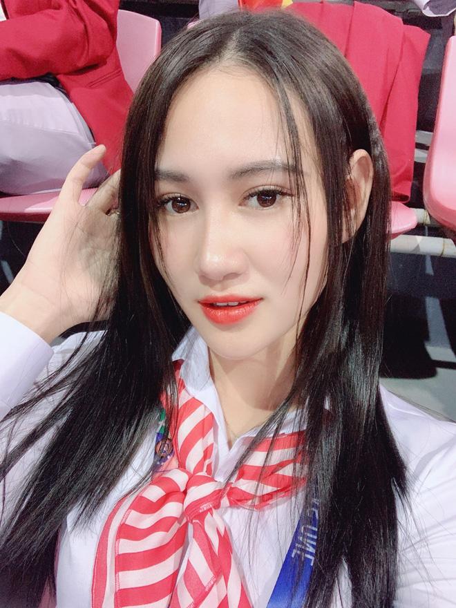 Nữ VĐV đấu kiếm Việt Nam cực hot tại SEA Games 30: Tài năng và sở hữu ngoại hình quyến rũ - Ảnh 2.