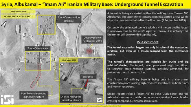 CẬP NHẬT: Phát hiện hầm ngầm chứa tên lửa khổng lồ của Iran tại Syria - ảnh 3