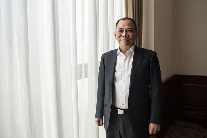 Ông Phạm Nhật Vượng bất ngờ rời khỏi Top 200 người giàu nhất hành tinh - Ảnh 1.