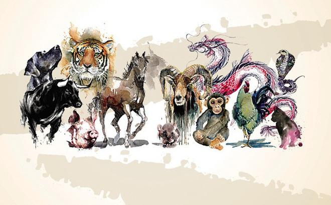 Trong số 12 con giáp, có 3 con giáp thường xuyên đón vận may, tốt số hơn người, làm gì cũng thuận