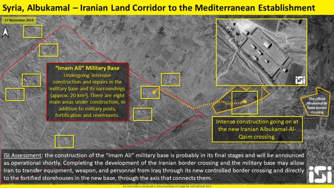 CẬP NHẬT: Phát hiện hầm ngầm chứa tên lửa khổng lồ của Iran tại Syria - ảnh 2