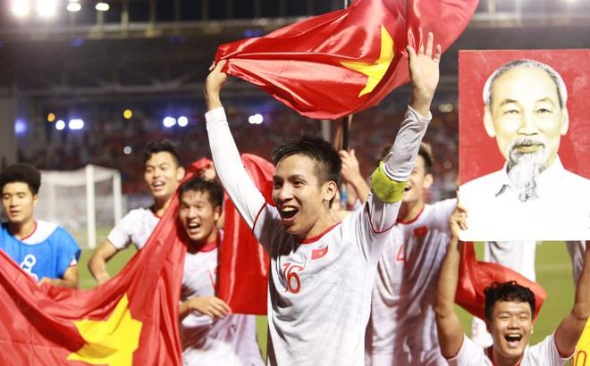 """Vô địch SEA Games, đừng quên dưới tay thầy Park là một """"dòng máu kiêu hãnh"""" cuộn chảy"""