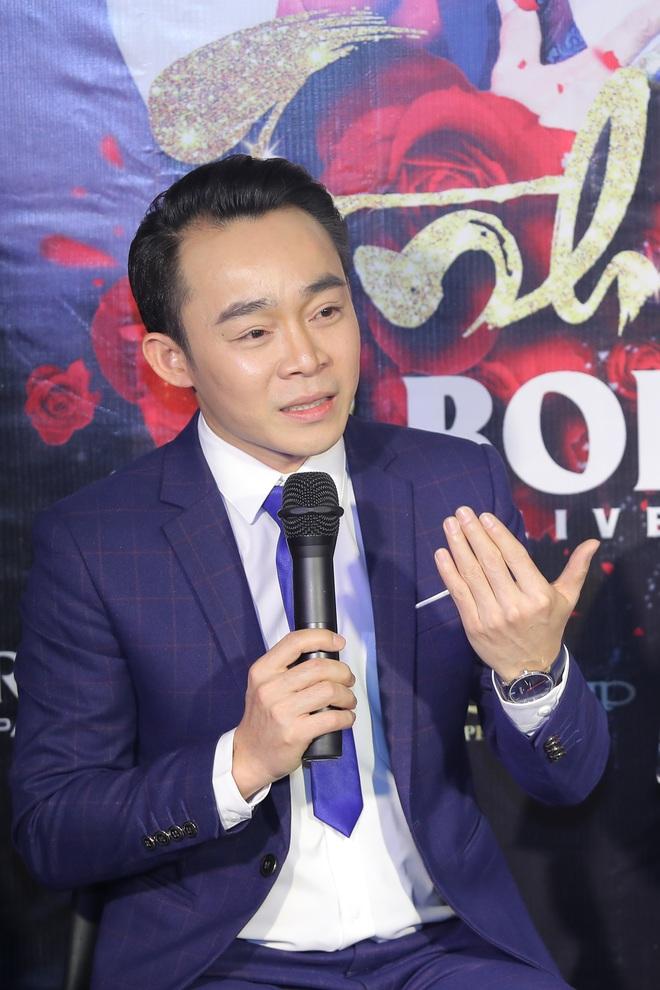 Danh ca Chế Linh lên tiếng về thông tin con trai Chế Phong và Thanh Thanh Hiền ly hôn - Ảnh 1.
