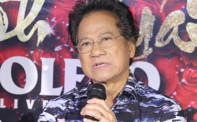 Danh ca Chế Linh lên tiếng về thông tin con trai Chế Phong và Thanh Thanh Hiền ly hôn