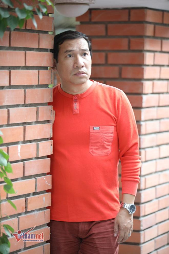 Quang Thắng: 'Nhà 30m2 ở Hà Nội không phải vấn đề khiến vợ con về quê' - ảnh 1