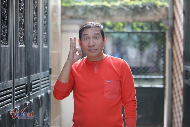 Quang Thắng: 'Nhà 30m2 ở Hà Nội không phải vấn đề khiến vợ con về quê' - ảnh 2