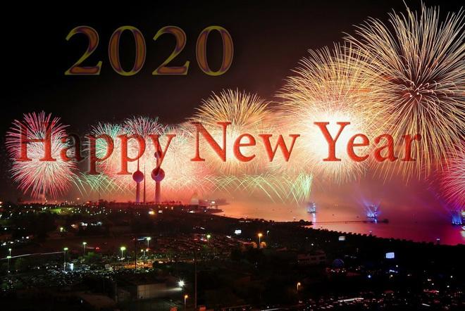 Những lời chúc mừng năm mới 2020 hay và ý nghĩa nhất - Ảnh 1.