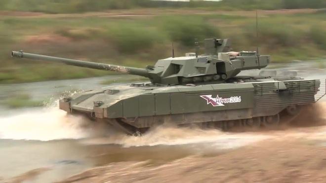 Nga cần cùng lúc 4 loại xe tăng để làm gì: Chơi lớn hay lầm đường lạc lối? - Ảnh 1.
