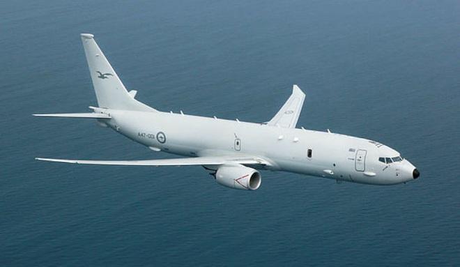 Sự thực vụ tàu ngầm Nga bị máy bay P-8A Poseidon Mỹ truy sát ngoài khơi Syria - ảnh 12