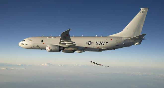 Sự thực vụ tàu ngầm Nga bị máy bay P-8A Poseidon Mỹ truy sát ngoài khơi Syria - ảnh 13