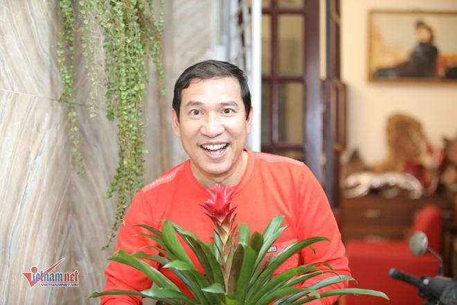 Quang Thắng: 'Nhà 30m2 ở Hà Nội không phải vấn đề khiến vợ con về quê' - ảnh 3